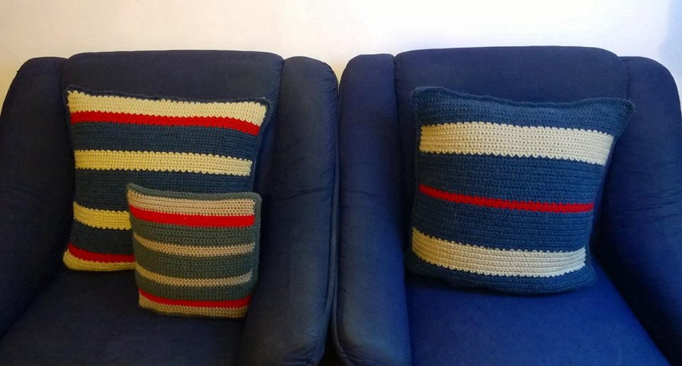 adelaparvu.com despre linii de lana, decoratiuni din lana, designer Cristina Danescu, Foto Diana Viu (2)