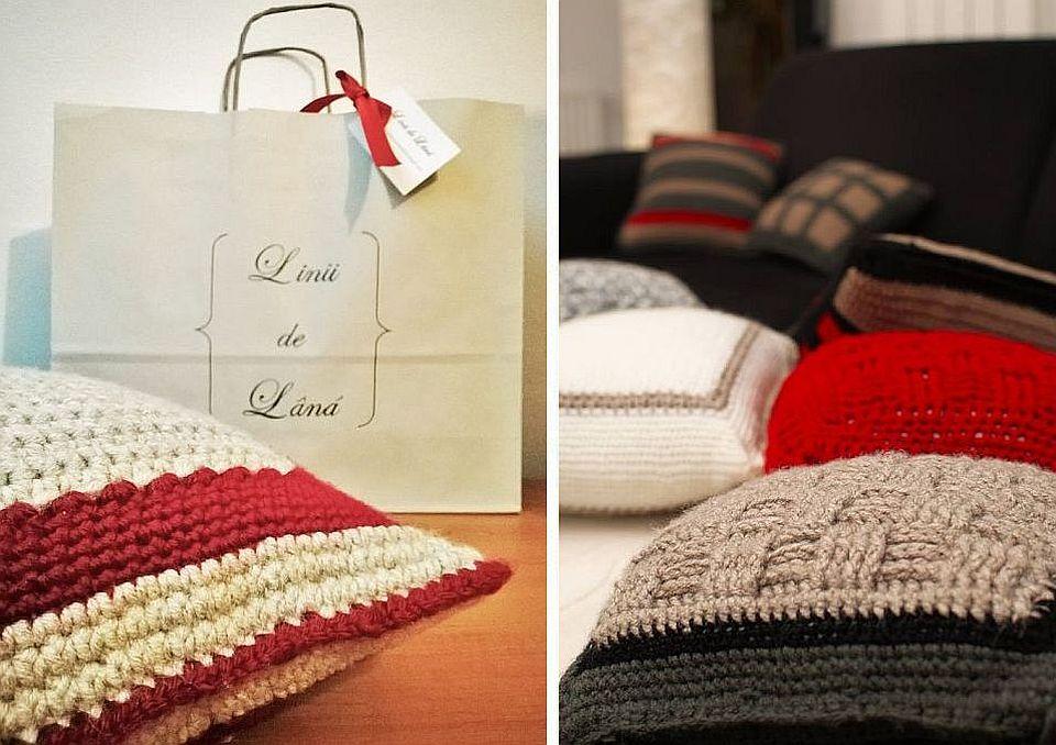 adelaparvu.com despre linii de lana, decoratiuni din lana, designer Cristina Danescu, Foto Diana Viu (4)