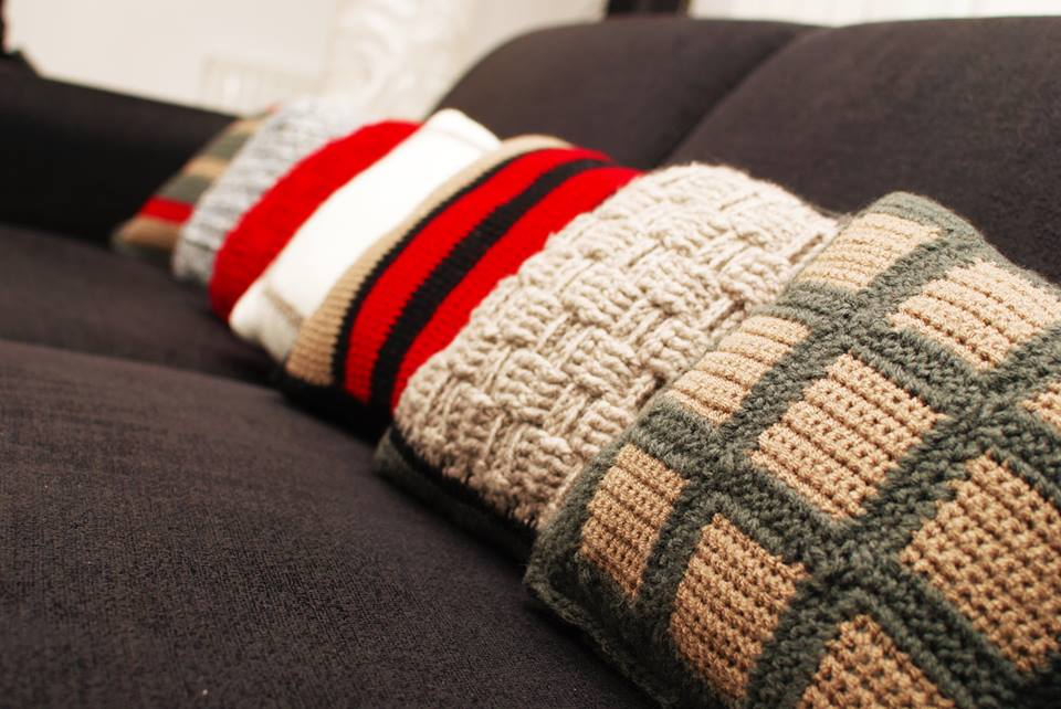 adelaparvu.com despre linii de lana, decoratiuni din lana, designer Cristina Danescu, Foto Diana Viu (7)
