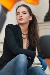 Cristina Dănescu, Foto de Diana Viu