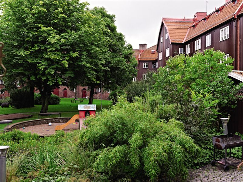 adelaparvu.com despre locuinta de trei camere cu parfum vintage, apartament Suedia, Foto Jonas Berg, Stadshem (12)