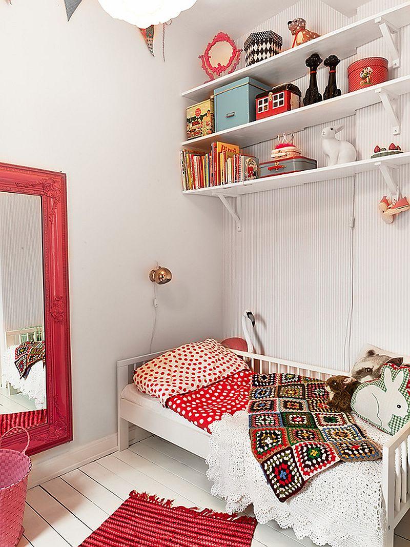 adelaparvu.com despre locuinta de trei camere cu parfum vintage, apartament Suedia, Foto Jonas Berg, Stadshem (14)