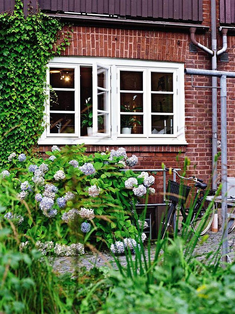 adelaparvu.com despre locuinta de trei camere cu parfum vintage, apartament Suedia, Foto Jonas Berg, Stadshem (15)