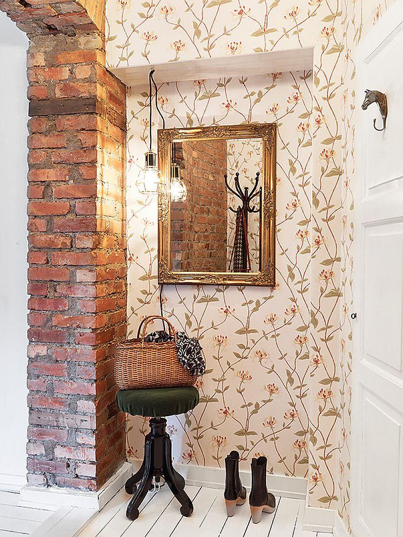 adelaparvu.com despre locuinta de trei camere cu parfum vintage, apartament Suedia, Foto Jonas Berg, Stadshem (20)