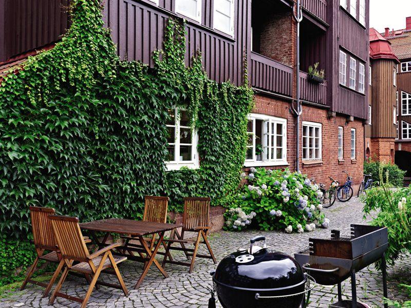 adelaparvu.com despre locuinta de trei camere cu parfum vintage, apartament Suedia, Foto Jonas Berg, Stadshem (5)