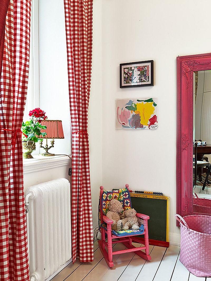 adelaparvu.com despre locuinta de trei camere cu parfum vintage, apartament Suedia, Foto Jonas Berg, Stadshem (6)
