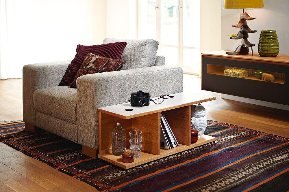 adelaparvu.com despre mobila din lemn masiv, colectia now no16 Huelsta (1)