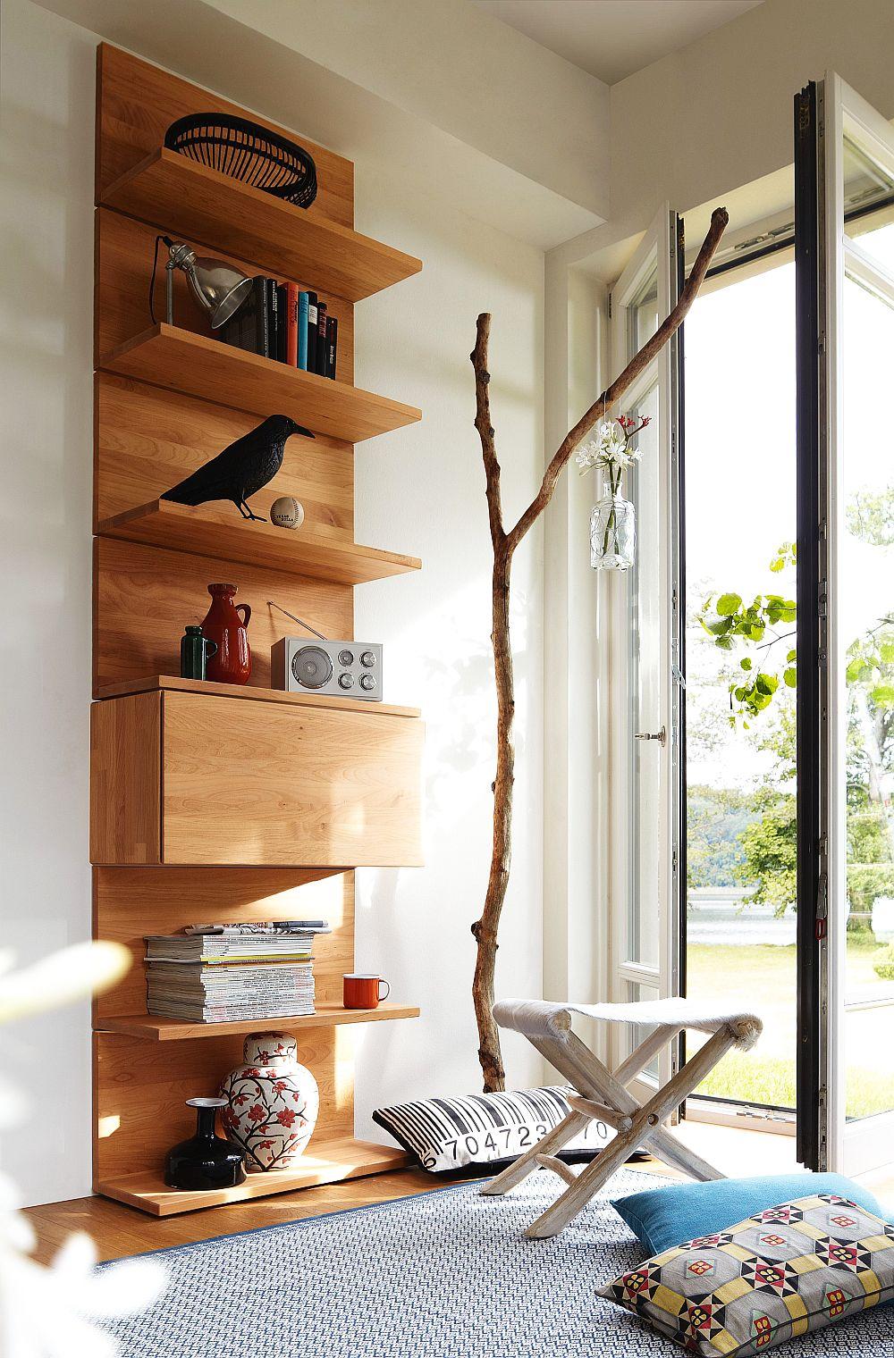 mobil modular din lemn masiv da perfect i la bloc i la cas adela p rvu interior. Black Bedroom Furniture Sets. Home Design Ideas