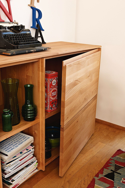adelaparvu.com despre mobila din lemn masiv, colectia now no16 Huelsta (13)
