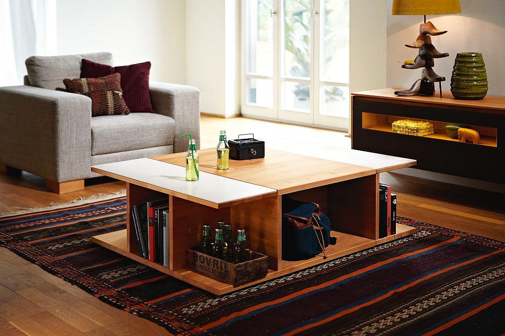 adelaparvu.com despre mobila din lemn masiv, colectia now no16 Huelsta (2)