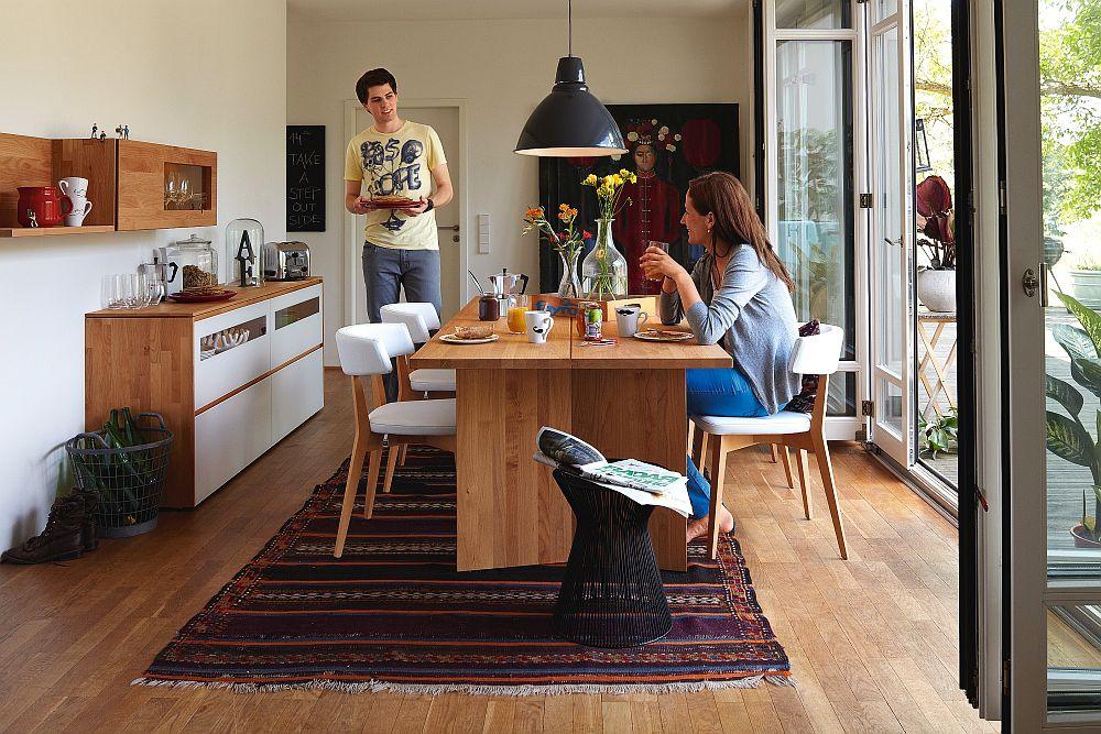 adelaparvu.com despre mobila din lemn masiv, colectia now no16 Huelsta (4)