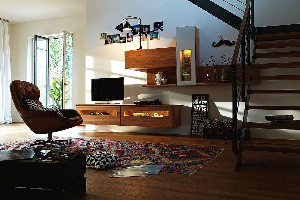 adelaparvu.com despre mobila din lemn masiv, colectia now no16 Huelsta (5)