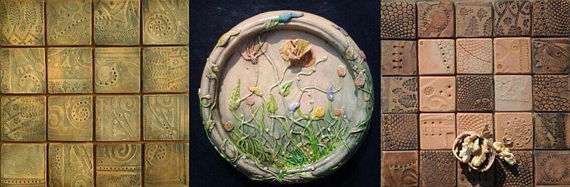 adelaparvu.com despre placi ceramice de arta, sobe de arta, pereti placati cu ceramica de arta, artisti Ligia si Calin Velio, Foto Velio (16)