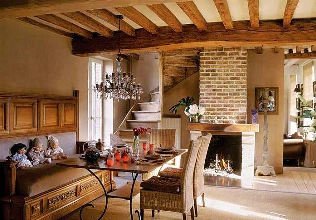 adelaparvu.com despre sopron transformat in casa rustica, Foto Christophe Rouffio  (1)
