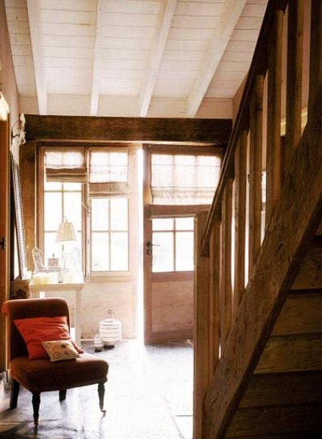 adelaparvu.com despre sopron transformat in casa rustica, Foto Christophe Rouffio  (12)