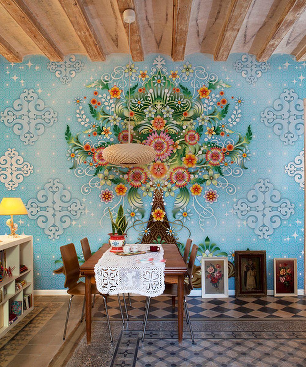adelaparvu.com despre tapete colorate si unicate create de Catalina Estrada, Foto  (3)