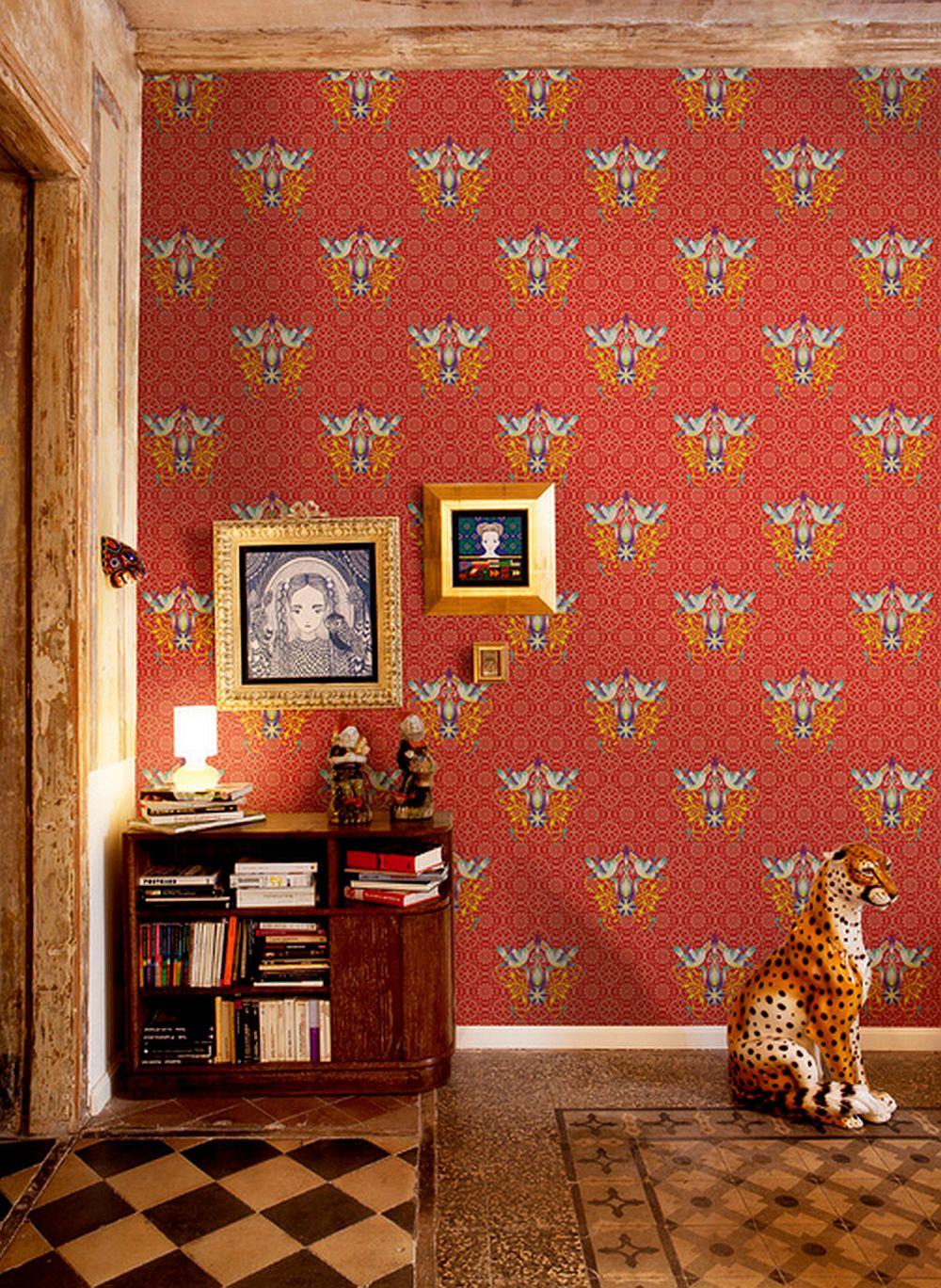 adelaparvu.com despre tapete colorate si unicate create de Catalina Estrada, Foto  (7)