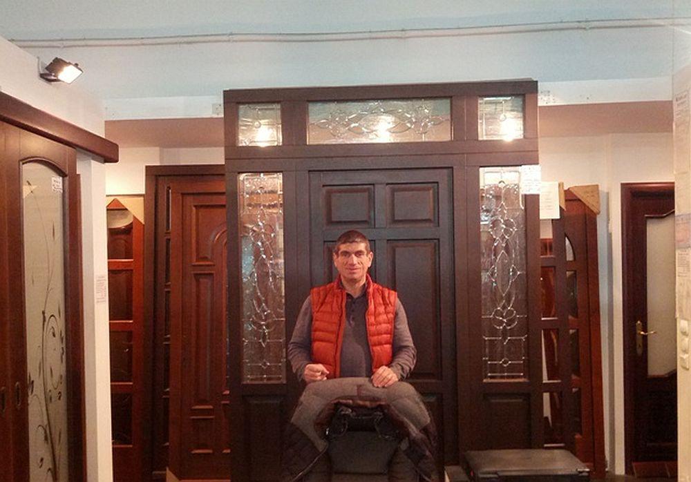 adelaparvu.com despre usi din lemn masiv stratificat fabricate in Romania, usi TGG (8)