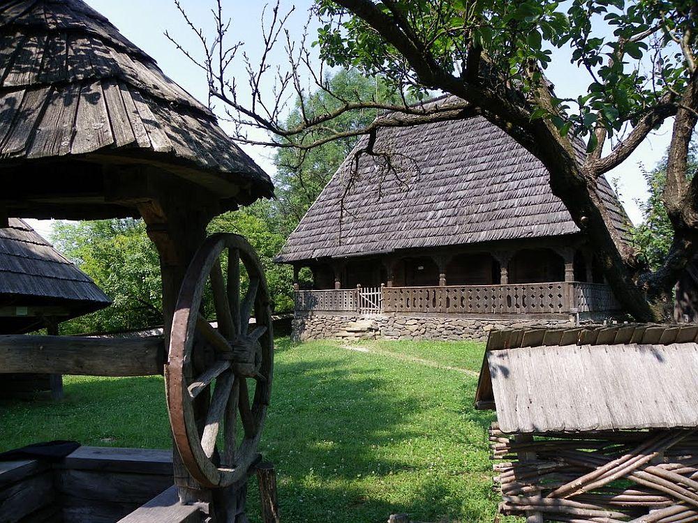Muzeul Satului Sighetul Marmatiei