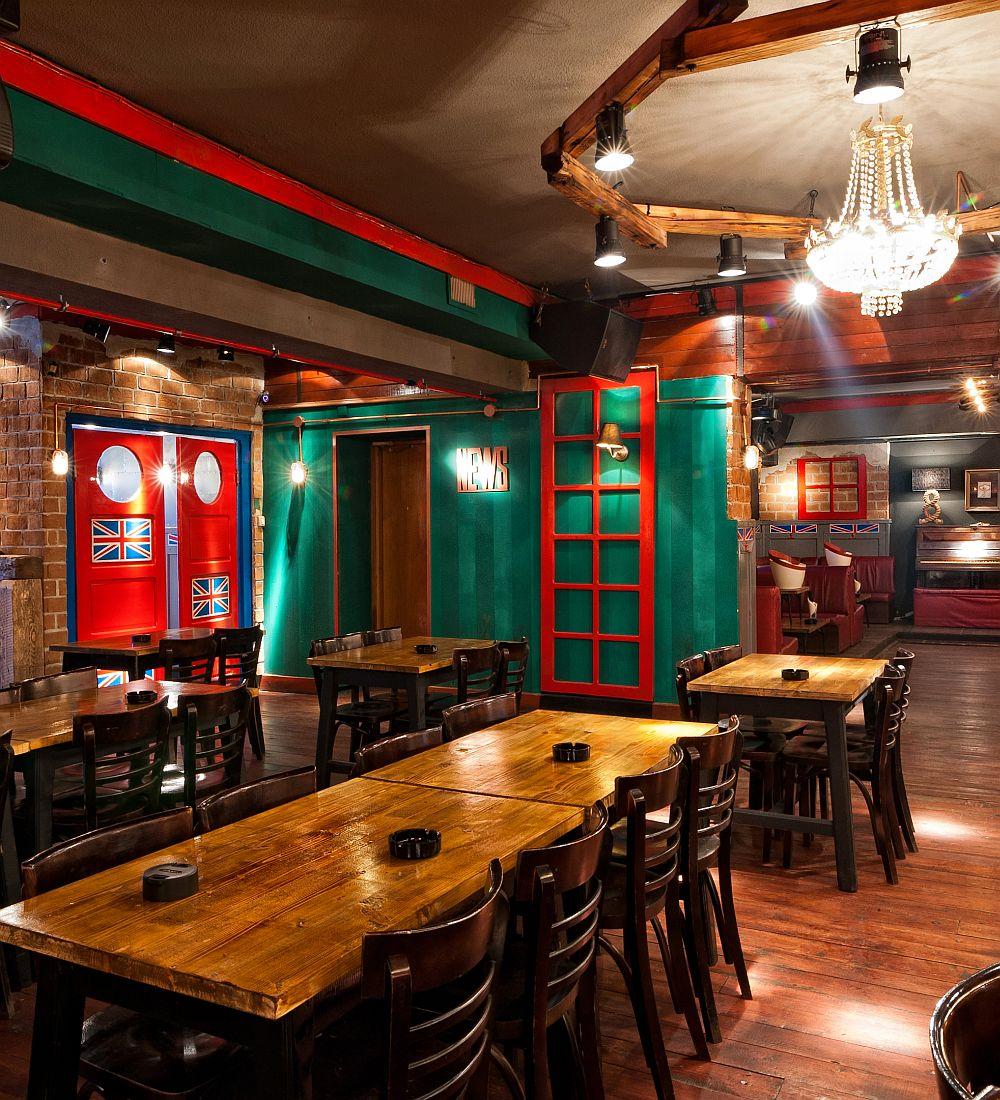 adelaparvu.com despre Old Nick pub Sinaia, designer Radu Savopol, Foto Cristi Iancu (18)