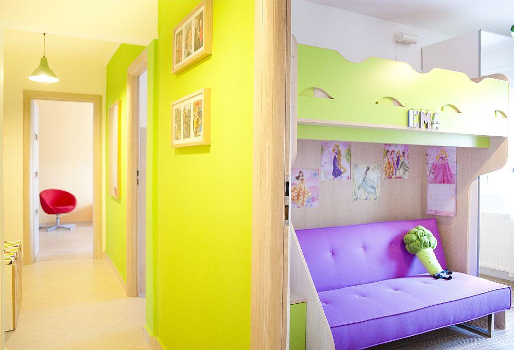 adelaparvu.com despre amenajare colorata intr-un apartament din Bucuresti, designer Aniela Broasca, Foto Dragos Boldea (10)