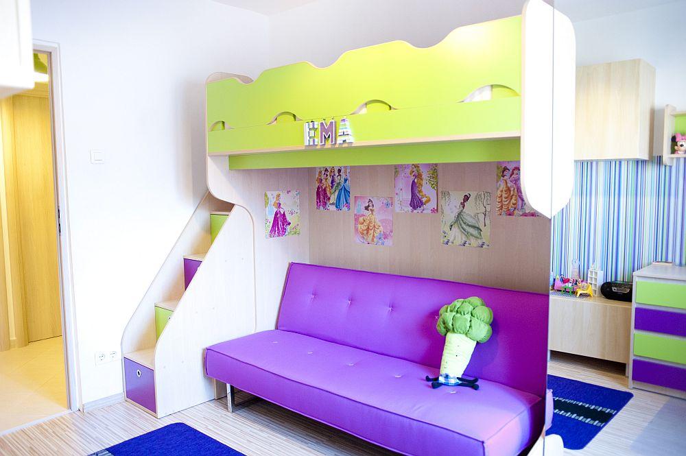 adelaparvu.com despre amenajare colorata intr-un apartament din Bucuresti, designer Aniela Broasca, Foto Dragos Boldea (11)