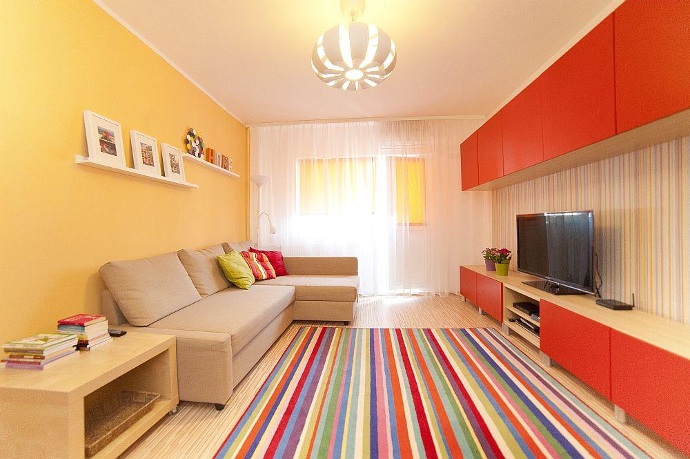 adelaparvu.com despre amenajare colorata intr-un apartament din Bucuresti, designer Aniela Broasca, Foto Dragos Boldea (21)