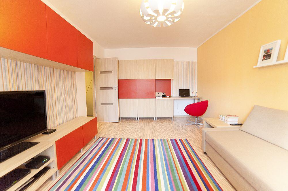 adelaparvu.com despre amenajare colorata intr-un apartament din Bucuresti, designer Aniela Broasca, Foto Dragos Boldea (22)