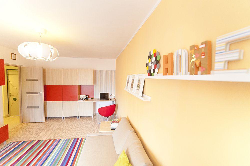 adelaparvu.com despre amenajare colorata intr-un apartament din Bucuresti, designer Aniela Broasca, Foto Dragos Boldea (23)