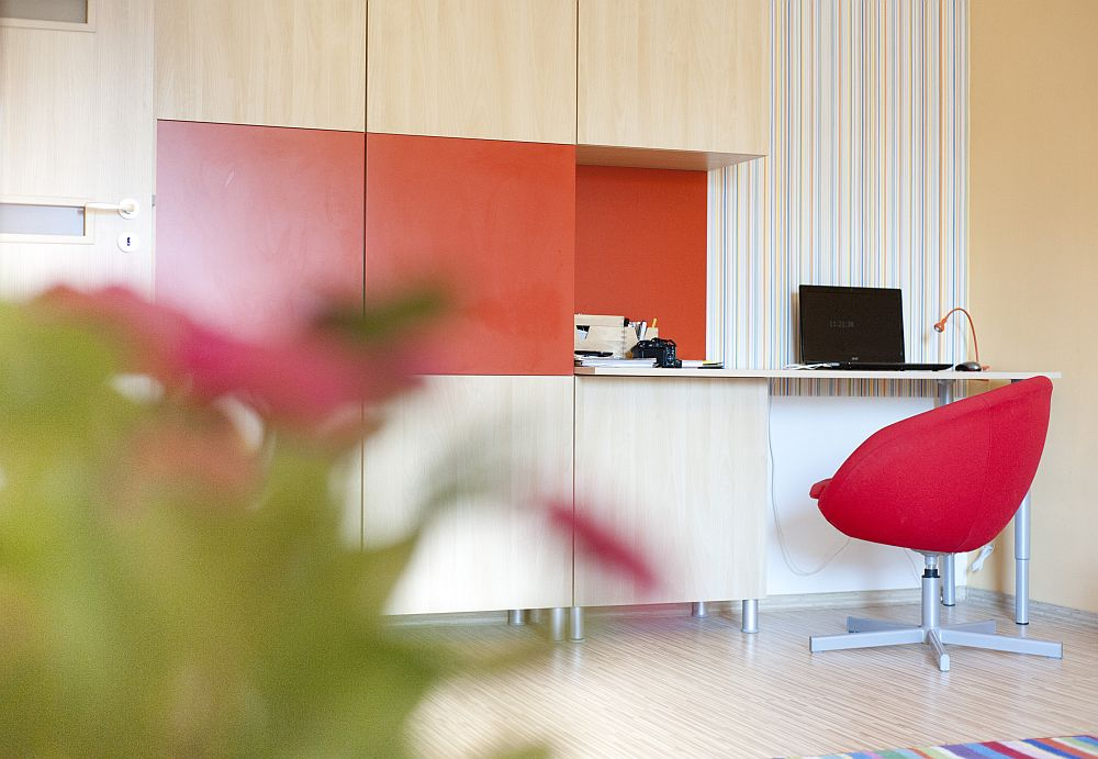 adelaparvu.com despre amenajare colorata intr-un apartament din Bucuresti, designer Aniela Broasca, Foto Dragos Boldea (29)