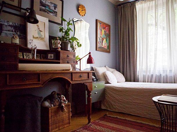 adelaparvu.com despre apartament de doua camere 38 mp, designer Julia Golavskaya  (11)