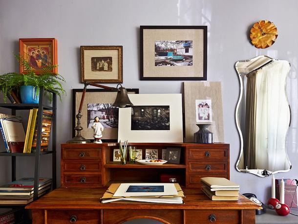 adelaparvu.com despre apartament de doua camere 38 mp, designer Julia Golavskaya  (2)