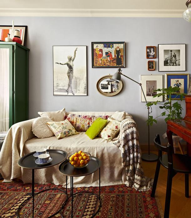 adelaparvu.com despre apartament de doua camere 38 mp, designer Julia Golavskaya  (5)