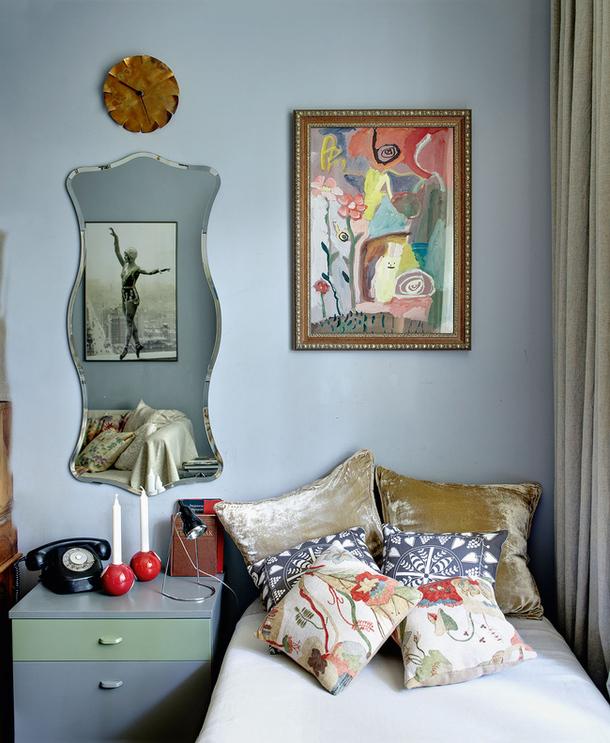 adelaparvu.com despre apartament de doua camere 38 mp, designer Julia Golavskaya  (7)