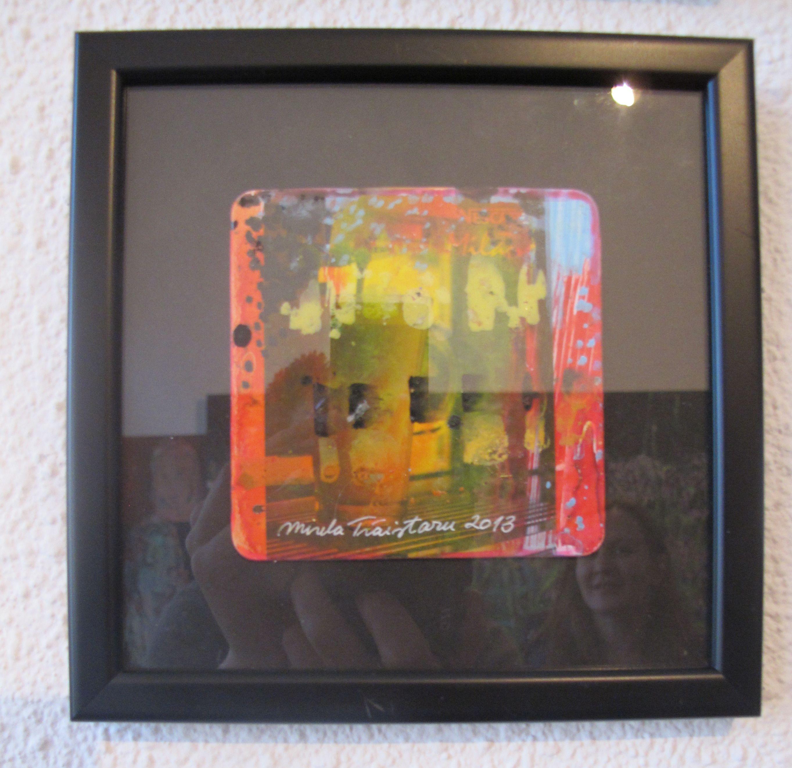 adelaparvu.com despre artistul Mirela Traistaru, atelier de artist (18)