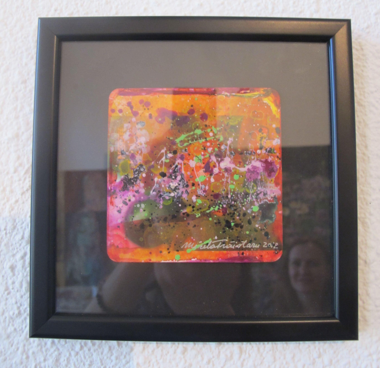 adelaparvu.com despre artistul Mirela Traistaru, atelier de artist (19)