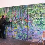 adelaparvu.com despre artistul Mirela Traistaru, atelier de artist (52)