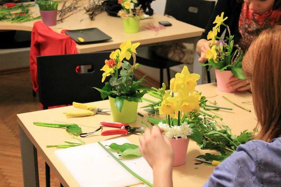 adelaparvu.com despre ateliere ILBAH, cursuri atestate de design interior si decorator floral (6)