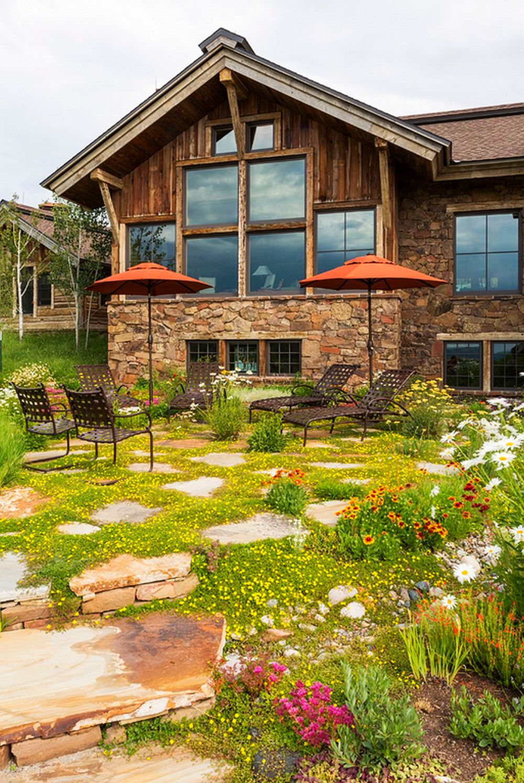 adelaparvu.com despre casa americana, ranch in stil western, arhitect Joe Patrick Robbins, foto Tim Murphy (1)