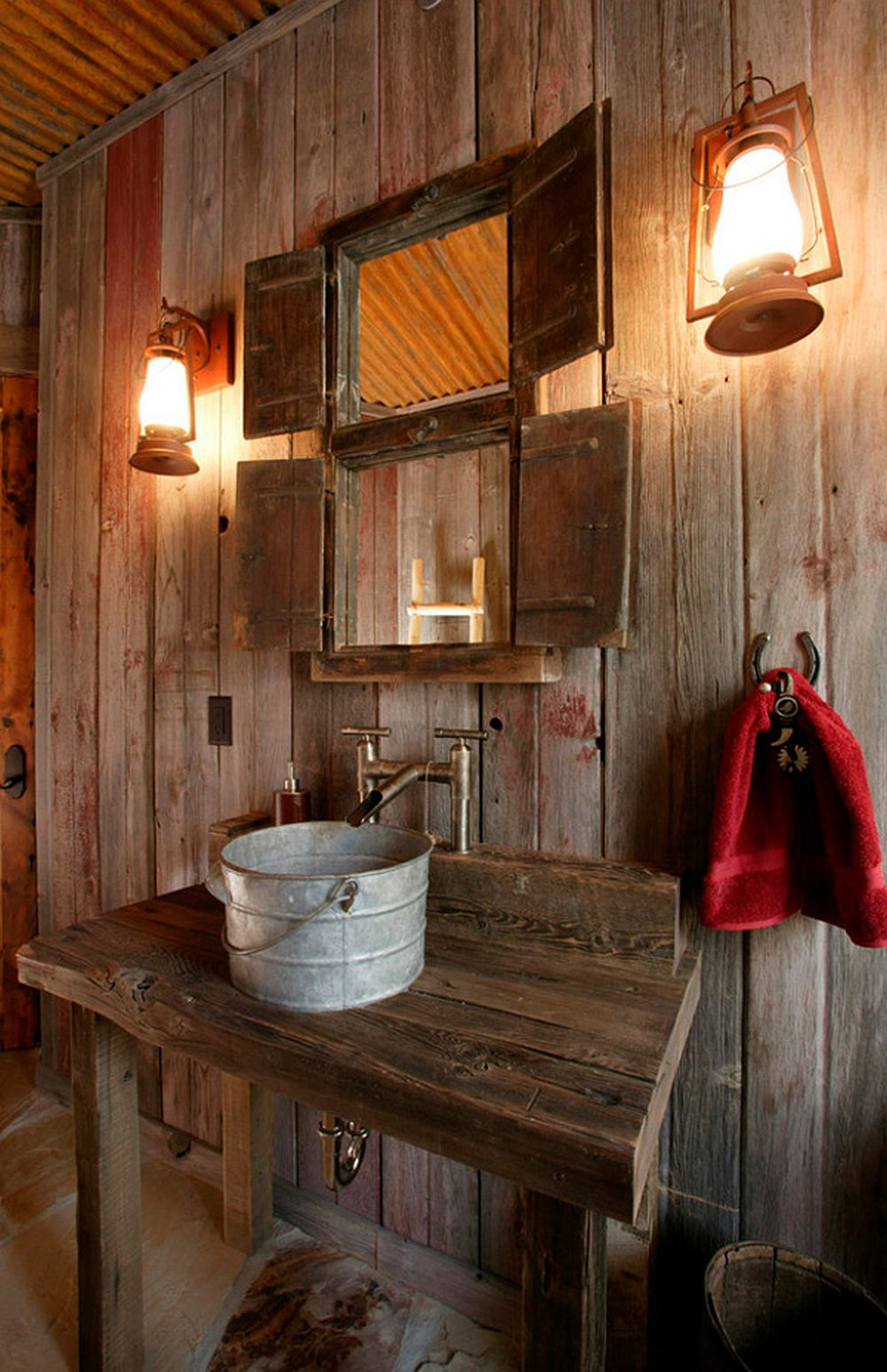 adelaparvu.com despre casa americana, ranch in stil western, arhitect Joe Patrick Robbins, foto Tim Murphy (13)