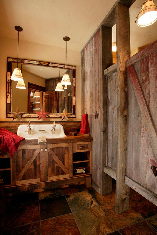 adelaparvu.com despre casa americana, ranch in stil western, arhitect Joe Patrick Robbins, foto Tim Murphy (14)