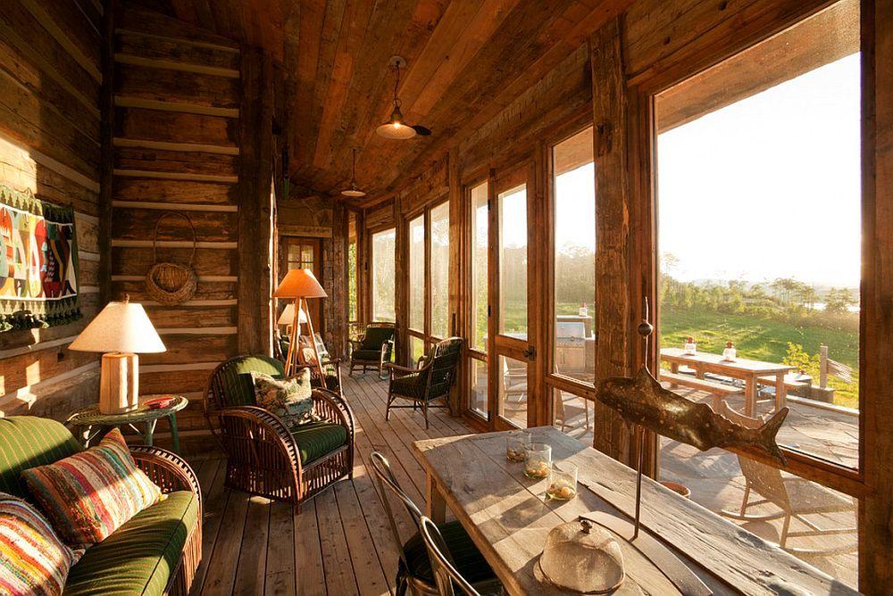 adelaparvu.com despre casa americana, ranch in stil western, arhitect Joe Patrick Robbins, foto Tim Murphy (2)