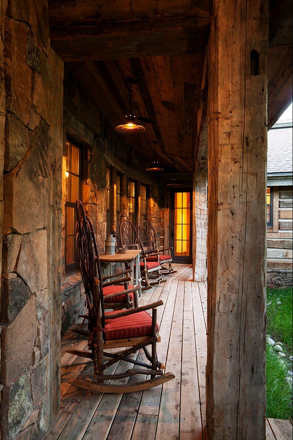 adelaparvu.com despre casa americana, ranch in stil western, arhitect Joe Patrick Robbins, foto Tim Murphy (5)