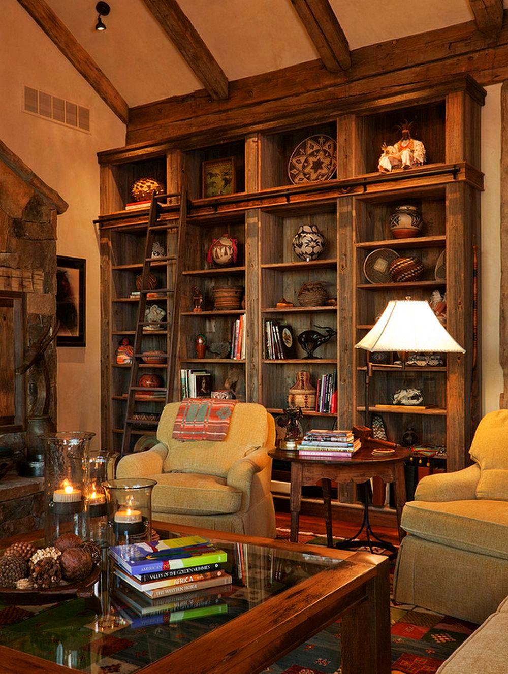 adelaparvu.com despre casa americana, ranch in stil western, arhitect Joe Patrick Robbins, foto Tim Murphy (7)