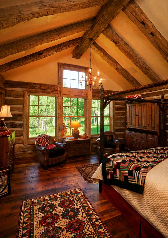 adelaparvu.com despre casa americana, ranch in stil western, arhitect Joe Patrick Robbins, foto Tim Murphy (8)