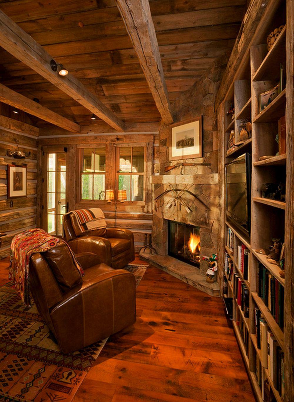 adelaparvu.com despre casa americana, ranch in stil western, arhitect Joe Patrick Robbins, foto Tim Murphy (9)