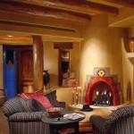 adelaparvu.com despre casa cu arhitectura organica in desert, casa rustica Pinnacle Canyon, arhitect Lee Hutchison
