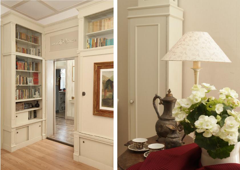 adelaparvu.com despre casa cu gradina in stil romantic, casa Bucuresti, designer Mugur Kreiss (11)