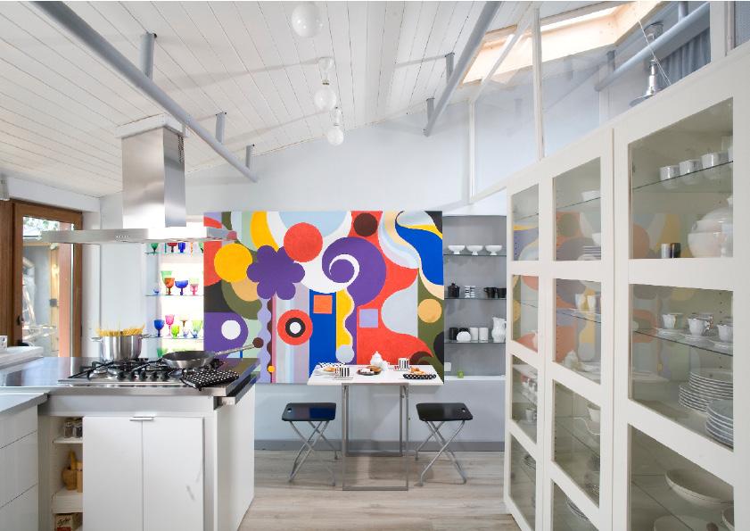 adelaparvu.com despre casa cu gradina in stil romantic, casa Bucuresti, designer Mugur Kreiss (13)