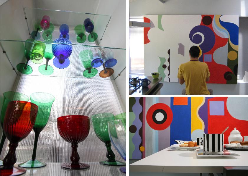 adelaparvu.com despre casa cu gradina in stil romantic, casa Bucuresti, designer Mugur Kreiss (18)